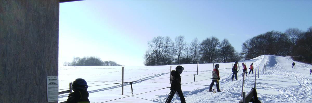 Vier Skilifte